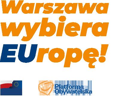 Warszawa Wybiera Europę
