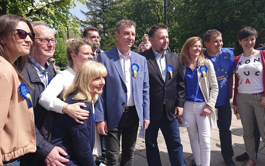 Andrzej Halicki o wystąpieniu Donalda Tuska