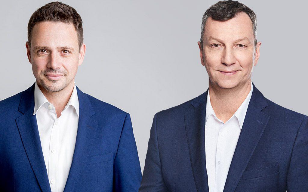 Rafał Trzaskowski popiera Andrzeja Halickiego
